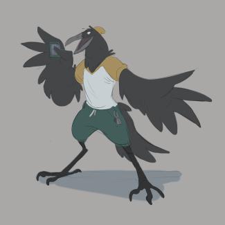 crow pal